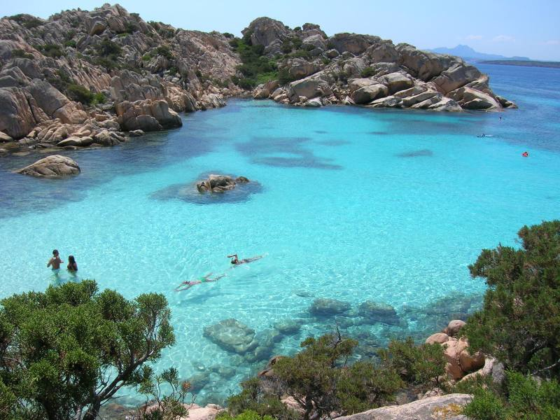 Sailing in italy roma sardegna nord corsica for Isola che da il nome a un golfo della sardegna